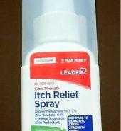 Leader Brand Itch Relief Spray Extra Strength 2 Fl oz (59 mL) 强力止痒喷雾
