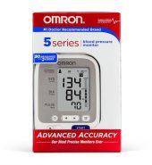 OMRON Brand 5 Series Upper Arm Blood Pressure Monitor with Cuff, Standard & Large Arms 欧姆龙 5系列上臂式血压计BP742N