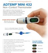 Adtemp Brand Mini 432 non-contact thermometer 迷你版额温计/体温计