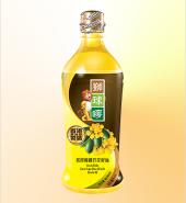 狮球唛 初榨橄榄葵花籽油 900ml