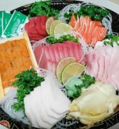 Sashimi Party Tray