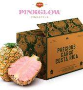 哥斯达黎加 粉色菠萝 两颗