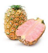 哥斯达黎加 粉色菠萝 大号*2颗
