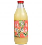 Shiny 日本 青森完熟苹果汁  1L