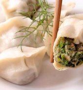 满口福 茴香猪肉 手工水饺 50颗