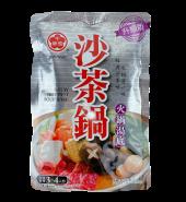 台湾牛头牌 沙茶锅 火锅锅底 350g