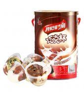 喜之郎 巧克力杯 桶装 720g
