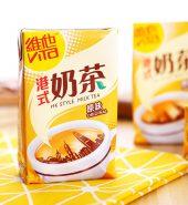 香港维他 港式奶茶 6罐装